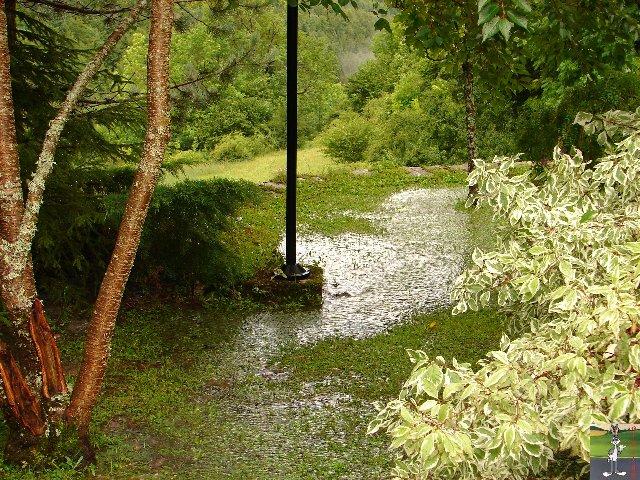 Orage le 09/08/2009 à La Tanière 2009-08-09_deluge_05