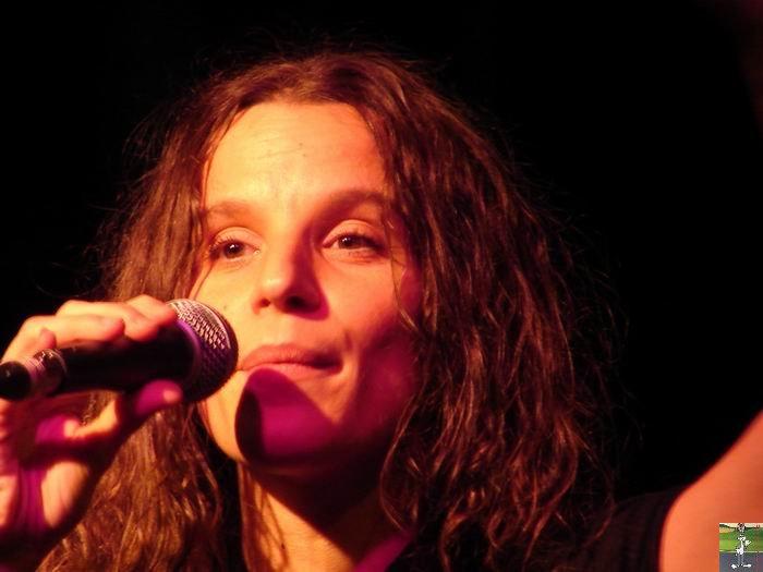 Clarisse Lavanant en concert à Clairvaux les Lacs (39) le 24-10-2009 2009-10-24_clarisse_lavanant_04
