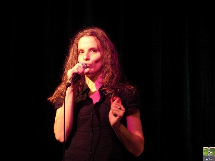 Clarisse Lavanant en concert à Clairvaux les Lacs (39) le 24-10-2009 2009-10-24_clarisse_lavanant_05