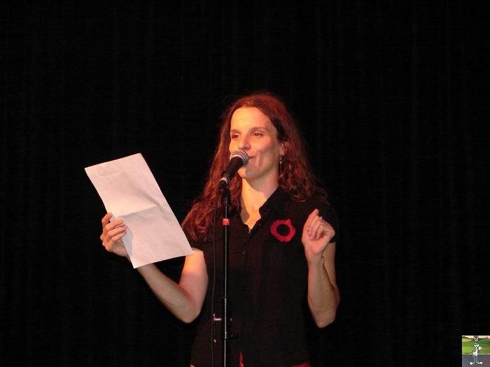 Clarisse Lavanant en concert à Clairvaux les Lacs (39) le 24-10-2009 2009-10-24_clarisse_lavanant_06