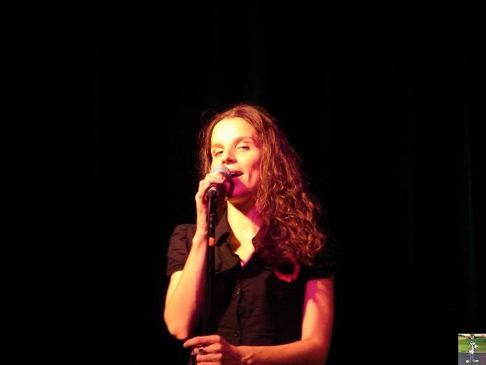 Clarisse Lavanant en concert à Clairvaux les Lacs (39) le 24-10-2009 2009-10-24_clarisse_lavanant_07