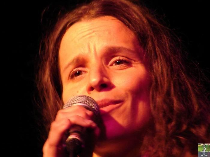 Clarisse Lavanant en concert à Clairvaux les Lacs (39) le 24-10-2009 2009-10-24_clarisse_lavanant_08