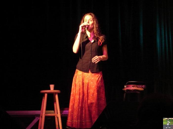 Clarisse Lavanant en concert à Clairvaux les Lacs (39) le 24-10-2009 2009-10-24_clarisse_lavanant_09