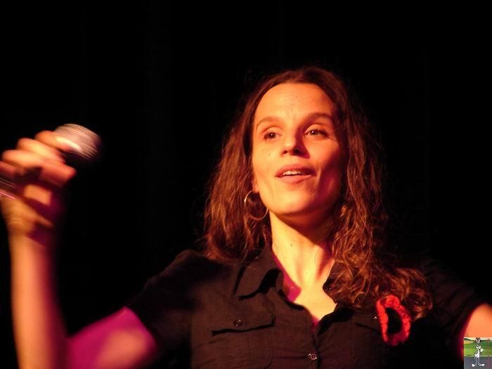 Clarisse Lavanant en concert à Clairvaux les Lacs (39) le 24-10-2009 2009-10-24_clarisse_lavanant_10