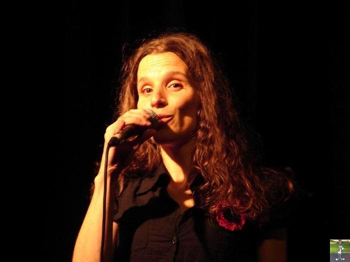 Clarisse Lavanant en concert à Clairvaux les Lacs (39) le 24-10-2009 2009-10-24_clarisse_lavanant_12
