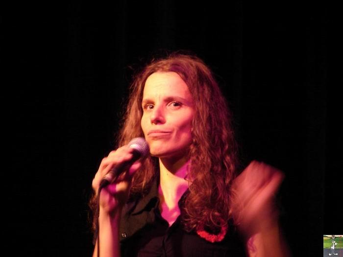 Clarisse Lavanant en concert à Clairvaux les Lacs (39) le 24-10-2009 2009-10-24_clarisse_lavanant_13