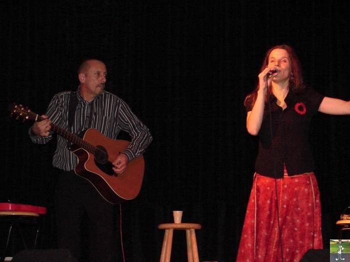 Clarisse Lavanant en concert à Clairvaux les Lacs (39) le 24-10-2009 2009-10-24_clarisse_lavanant_16