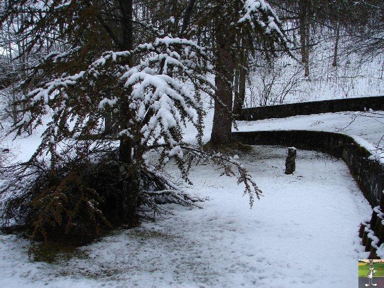2010-03-26 : Neige à La Mainmorte (39) 2010-03-26_neige_01