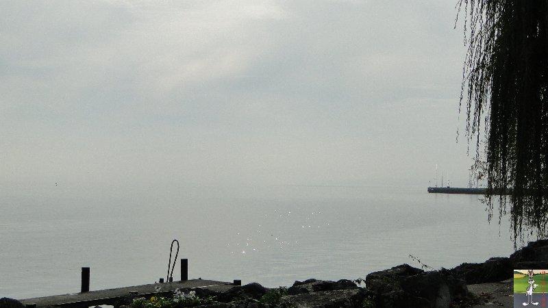 2011-10-29 : Rolle, Vaud, Suisse - Léman sous la brume 2011-10-29_Rolle_01