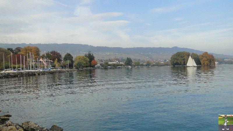 2011-10-29 : Rolle, Vaud, Suisse - Léman sous la brume 2011-10-29_Rolle_07