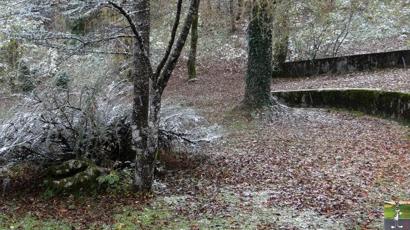 2012-10-27 : Première neige à La Mainmorte (39) 2012-10-27_premiere_neige_01