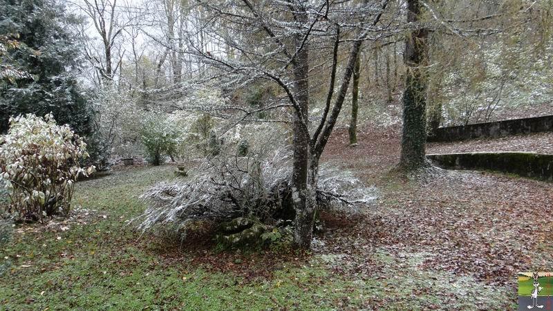 2012-10-27 : Première neige à La Mainmorte (39) 2012-10-27_premiere_neige_02