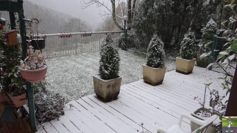 2012-10-27 : Première neige à La Mainmorte (39) 2012-10-27_premiere_neige_03