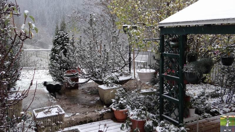 2012-10-27 : Première neige à La Mainmorte (39) 2012-10-27_premiere_neige_05