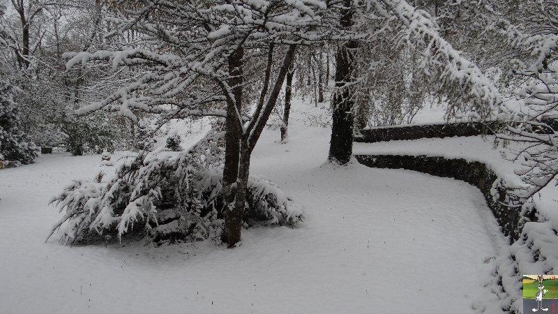 2012-10-27 : Première neige à La Mainmorte (39) 2012-10-28_neige_01