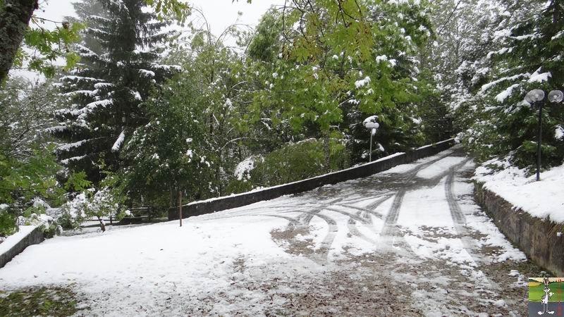 2013-10-11 : Première neige à La Mainmorte (39) 2013-10-11_premiere_neige_16