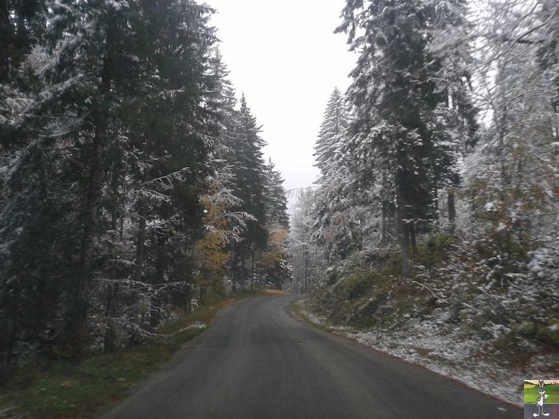 2015-10-16 : Première neige dans la foret de Haut-Cret (39) 2015-10-16_premiere_neige_04