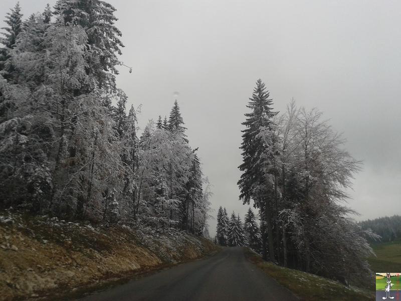 2015-10-16 : Première neige dans la foret de Haut-Cret (39) 2015-10-16_premiere_neige_09