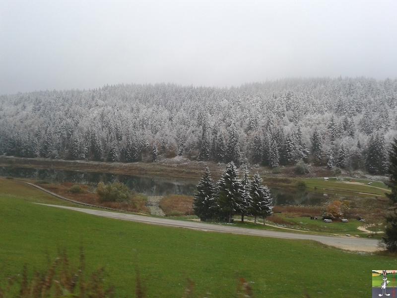 2015-10-16 : Première neige dans la foret de Haut-Cret (39) 2015-10-16_premiere_neige_10
