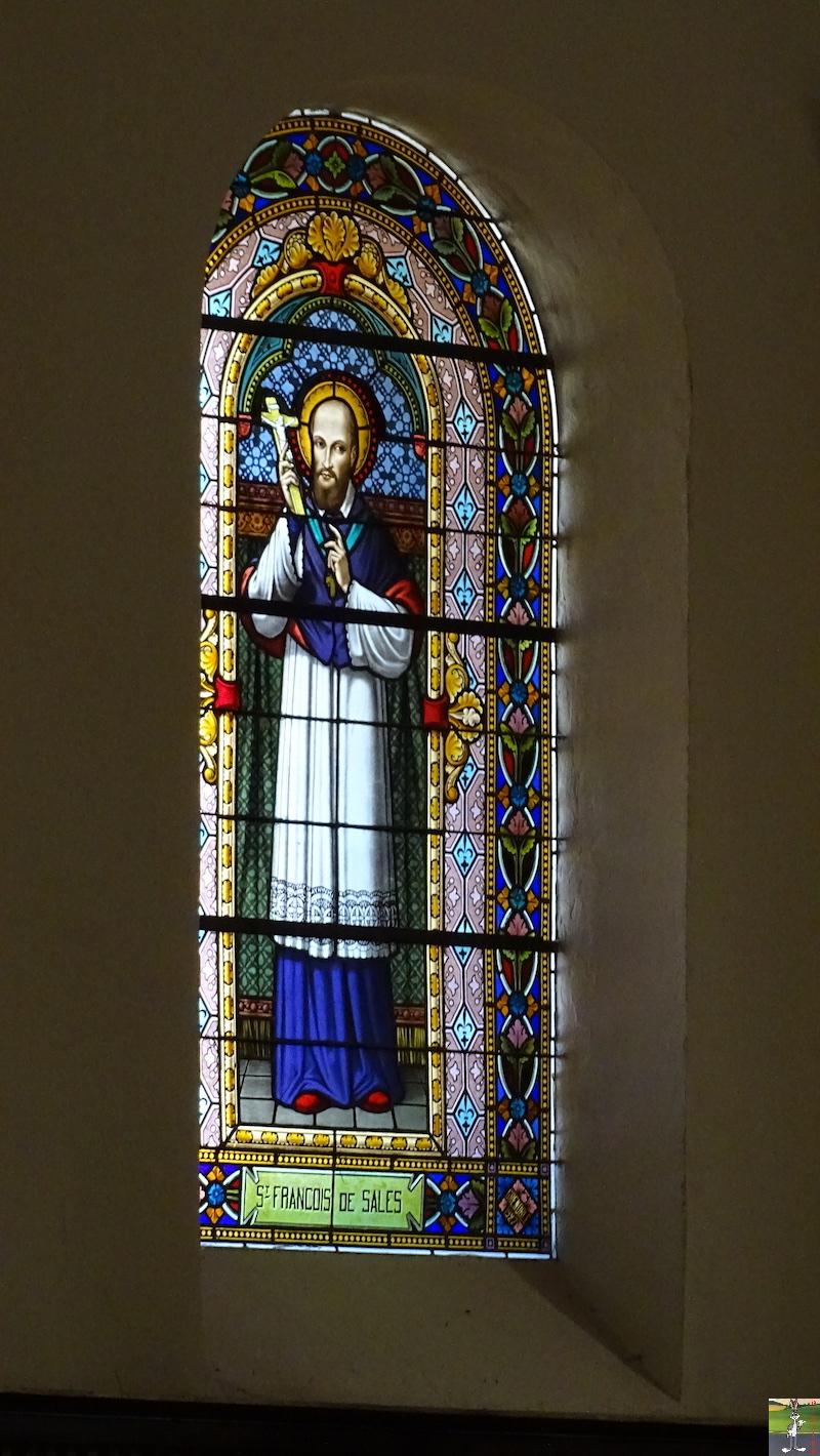 2018-08-28 : L'Eglise Saint-Françoise de Sales à Lamoura (39) 2018-08-28_eglise_lamoura_02