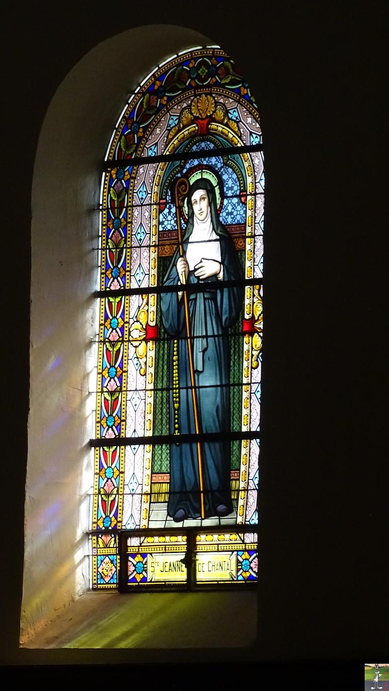2018-08-28 : L'Eglise Saint-Françoise de Sales à Lamoura (39) 2018-08-28_eglise_lamoura_03