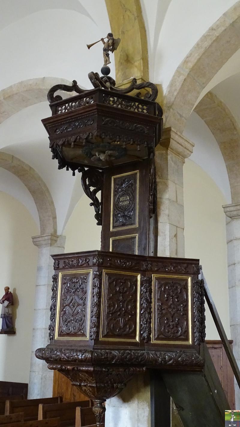 2018-08-28 : L'Eglise Saint-Françoise de Sales à Lamoura (39) 2018-08-28_eglise_lamoura_05