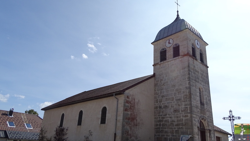 2018-08-28 : L'Eglise Saint-Françoise de Sales à Lamoura (39) 2018-08-28_eglise_lamoura_18