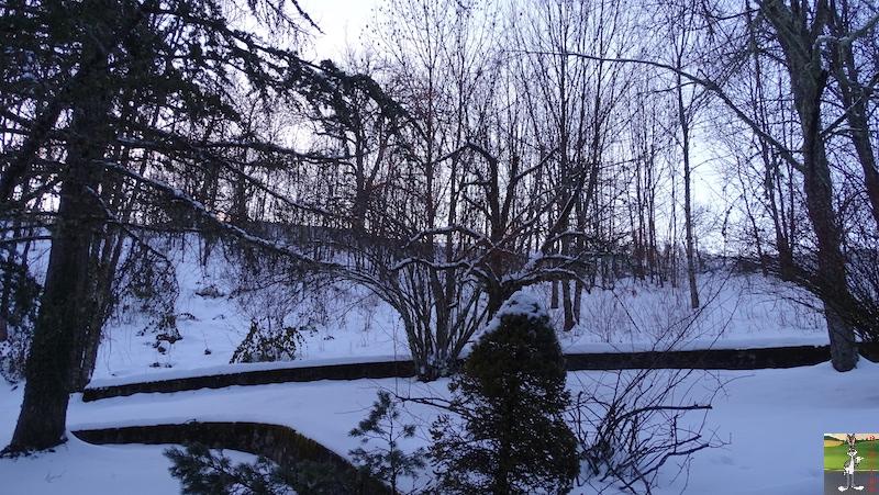 2019-01-26 : Changement de temps à La Mainmorte (39) 2019-01-26_neige_08