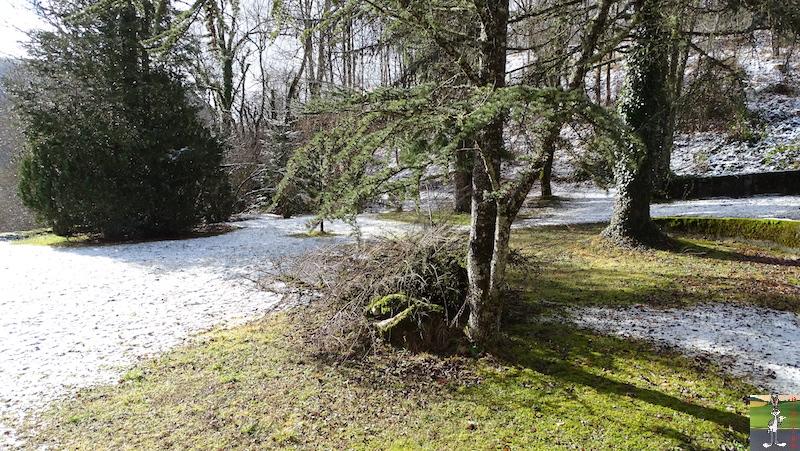 [39] - 2020-01-18 : Petit voile blanc et soleil à La Mainmorte 2020-01-18_neige_soleil_01