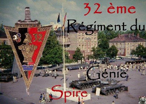 Spire - Le 32 ème RG  _32