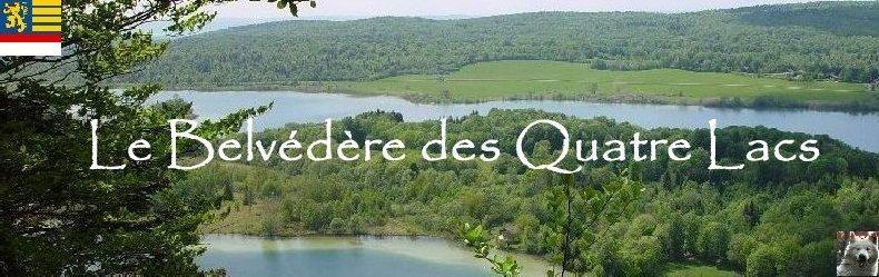 [39] : Les Quatre Lacs - La Chaux-du-Dombief Logo