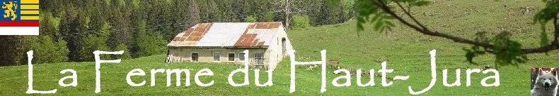 La Ferme du Haut-Jura Logo