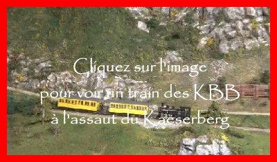 Les Chemins de Fer du Kaeserberg - Suisse -  CFK_V3