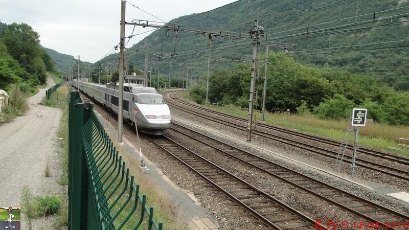 Réélectrification Bellegarde-Genève - Longeray (01) 001