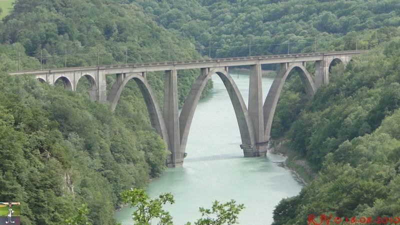 Réélectrification Bellegarde-Genève - Longeray (01) 002