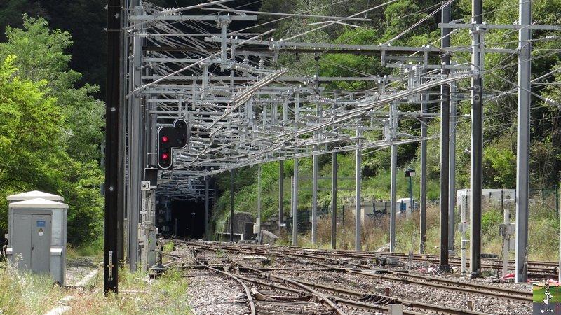 Réélectrification Bellegarde-Genève - Longeray (01) 003