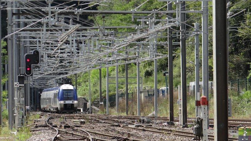 Réélectrification Bellegarde-Genève - Longeray (01) 004