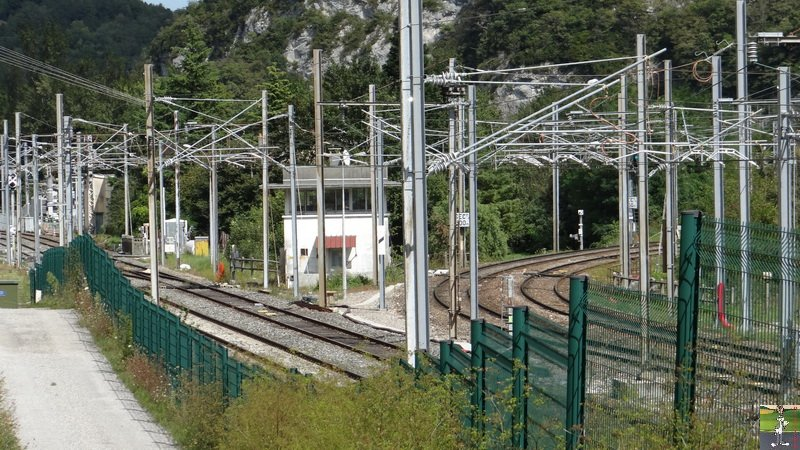 Réélectrification Bellegarde-Genève - Longeray (01) 009