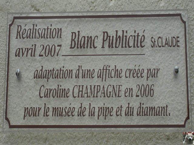 Les Fresques Murales - Saint-Claude (39) - 03-07-2007 0015