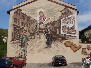 Les Fresques Murales - Saint-Claude (39) - 03-07-2007 0016