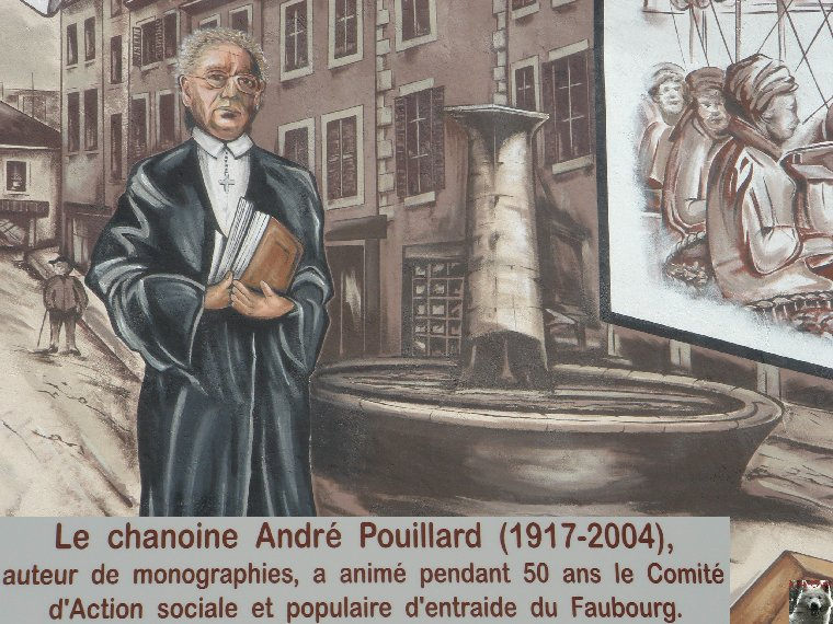 Les Fresques Murales - Saint-Claude (39) - 03-07-2007 0021