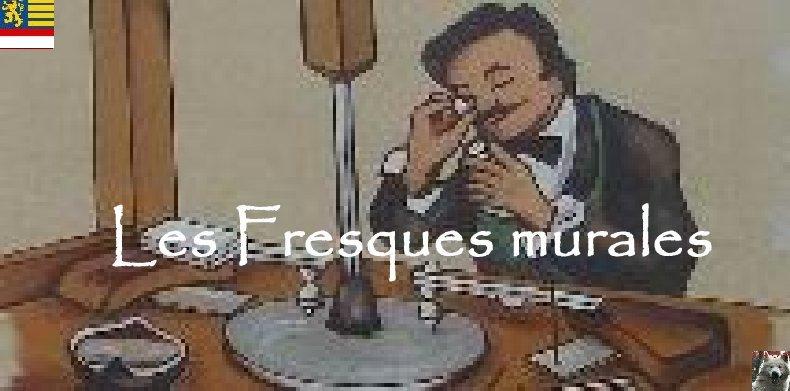 Les Fresques Murales - Saint-Claude (39) - 03-07-2007 Logo