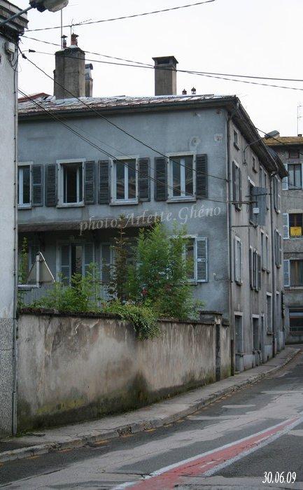 Démolition d'immeuble au Fb Marcel à St-Claude (39) Fbm_07