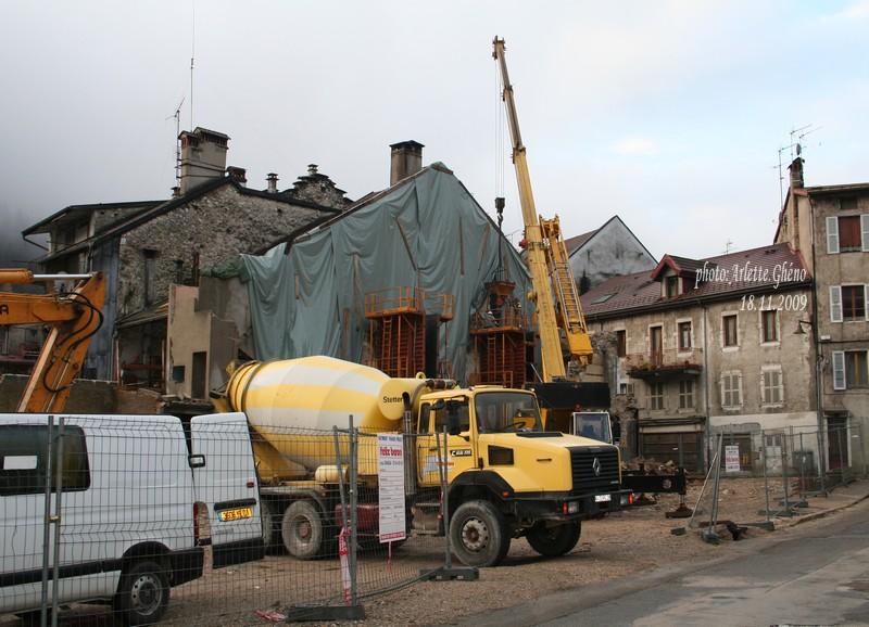 Démolition d'immeuble au Fb Marcel à St-Claude (39) Fbm_16
