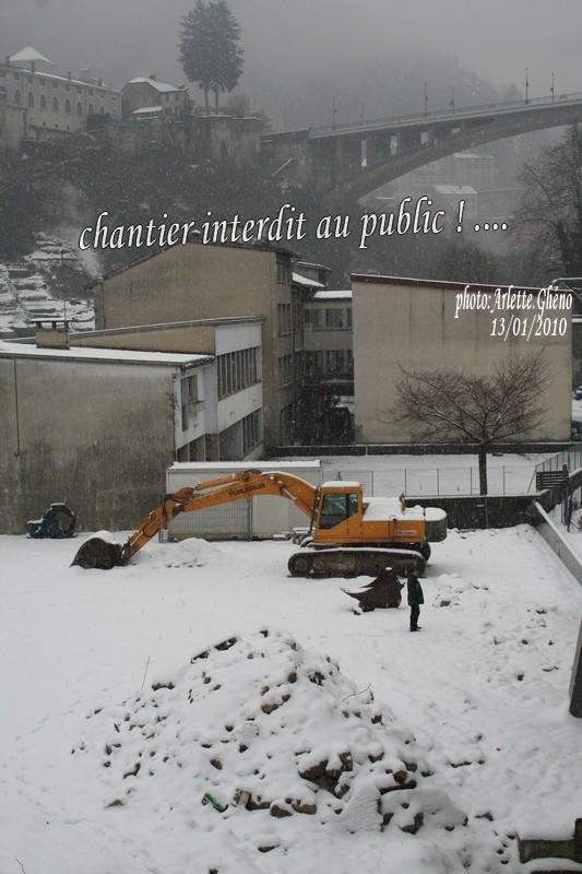 Démolition d'immeuble au Fb Marcel à St-Claude (39) Fbm_19