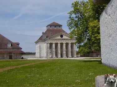 Saline royale d'Arc et Senans (25) 0008
