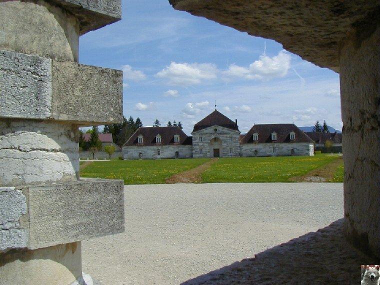 Saline royale d'Arc et Senans (25) 0024