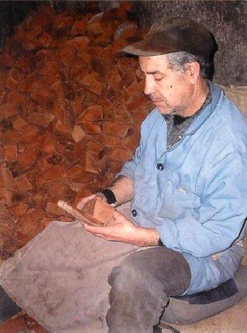 2006-06-22 - La Fabrication d'une Pipe de Saint-Claude (39) 0011
