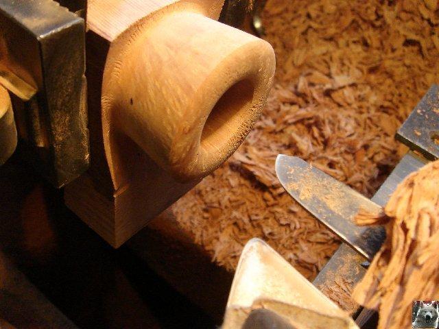 2006-06-22 - La Fabrication d'une Pipe de Saint-Claude (39) 0025