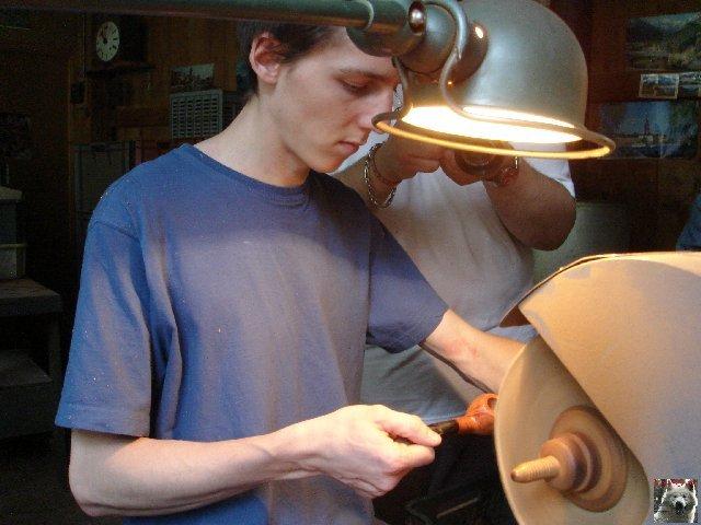 2006-06-22 - La Fabrication d'une Pipe de Saint-Claude (39) 0049